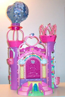 G3 My Little Pony Reference Accessories Buildings