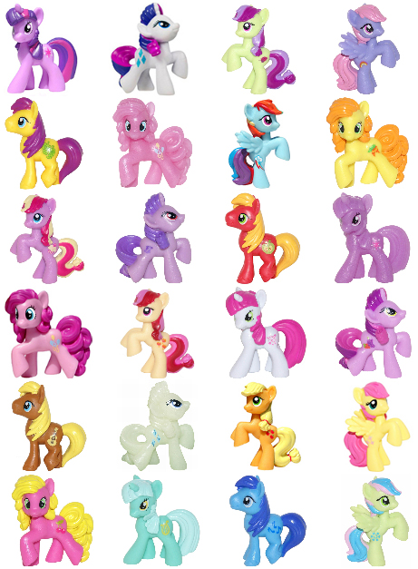 G4 My Little Pony Reference Bitta Luck Friendship Is Magic