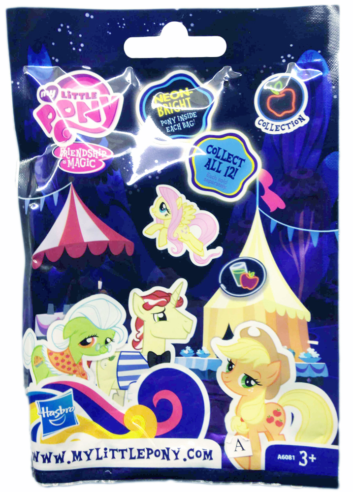 G4 My Little Pony Applejack Mini