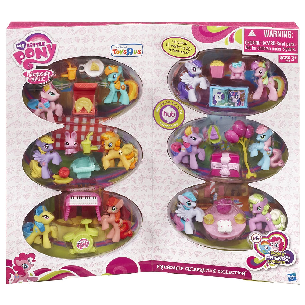 G4 My Little Pony Bumblesweet Friendship Is Magic