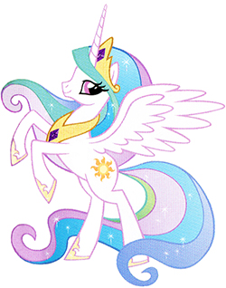 G4 My Little Pony Reference - G4 Characters